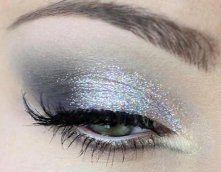 مكياج عيون ناعم (2)