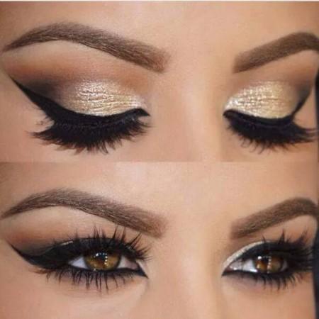 مكياج عيون  (3)