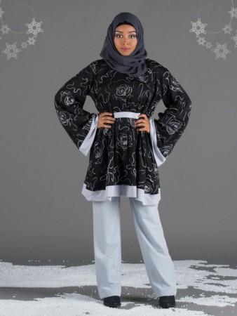 ملابس محجبات فخمة (3)