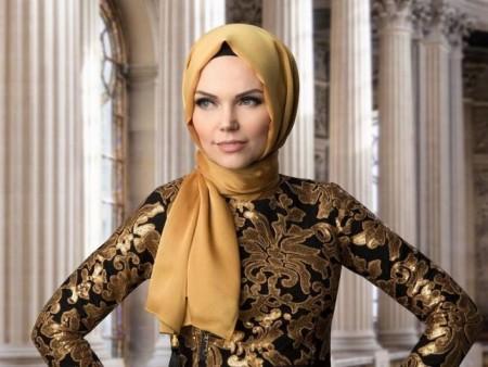 موديلات لبس المحجبات التركية (1)