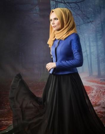 موديلات لبس المحجبات التركية (3)