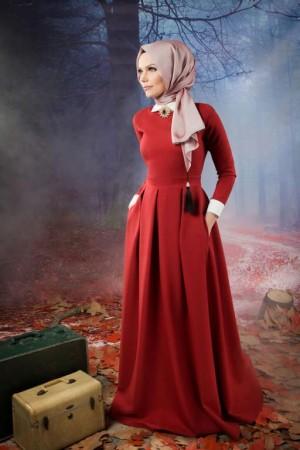 موديلات ملابس محجبات تركية (1)