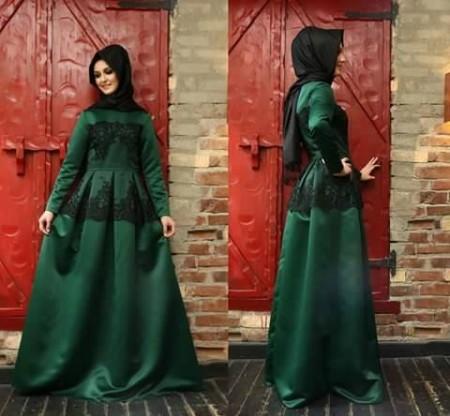 أحدث الأزياء للمحجبات (1)