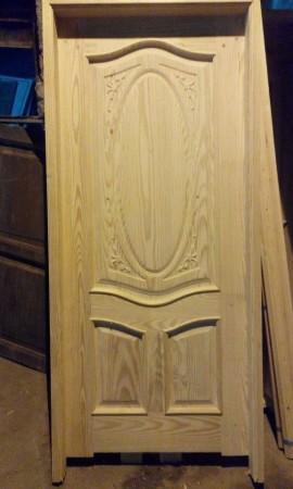 ابواب خشب جديدة مودرن (4)