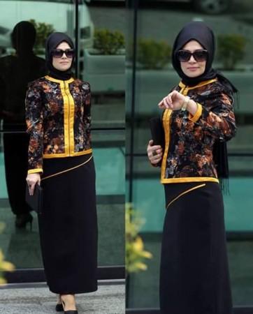 ازياء ملابس للمحجبات (4)
