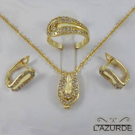 اشكال مجوهرات وذهب من لازوردى (3)