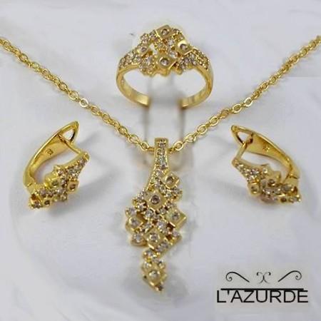 اشكال مجوهرات وذهب من لازوردى (4)