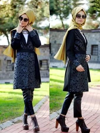 اشكال ملابس للمحجبات (4)