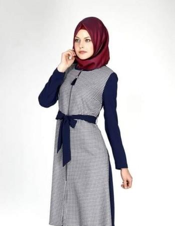 تصميمات ملابس المحجبات (1)