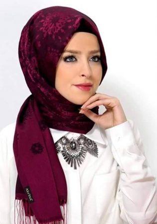 تصميمات ملابس المحجبات (4)