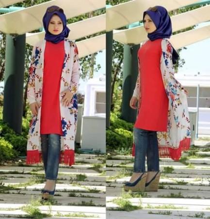 تصميمات ملابس للمحجبات (2)