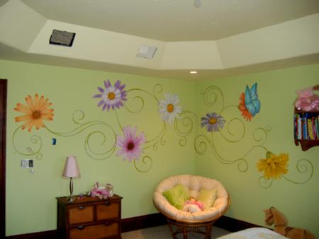 رسومات جدران وحوائط جديدة (1)