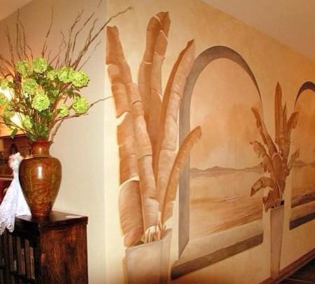 رسومات جدران وحوائط جديدة (4)