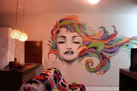 رسومات حوائط جديدة (6)