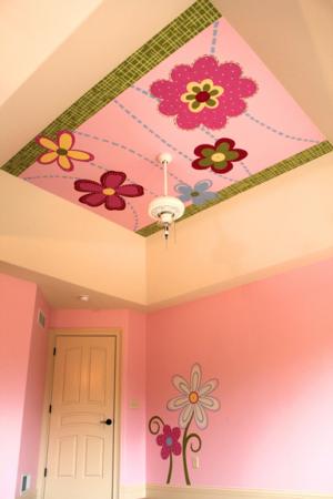رسومات للغرف والحوائط والجدران (1)