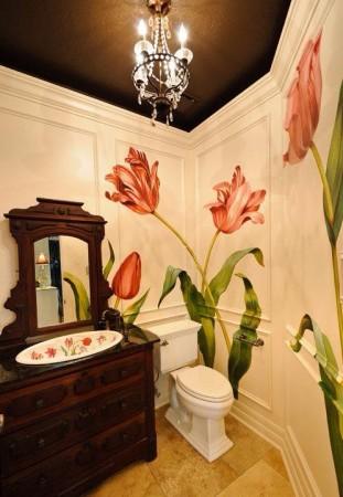رسومات للغرف والحوائط والجدران (2)