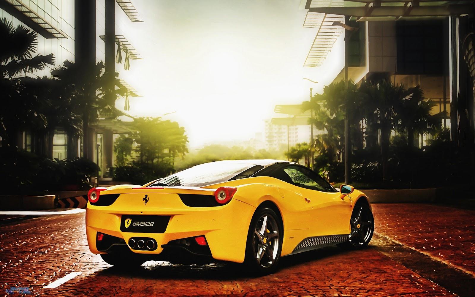سيارات سباق فخمة (3)