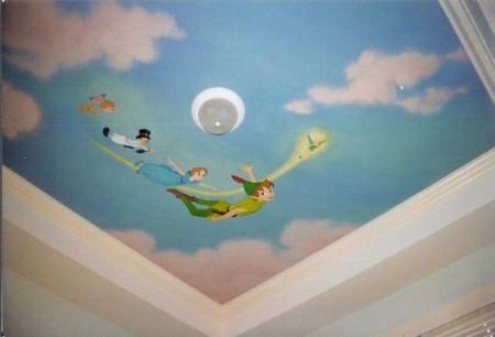 صور رسومات حوائط وغرف (2)