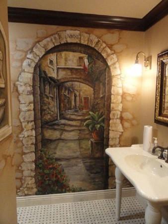 صور رسومات حوائط وغرف (4)