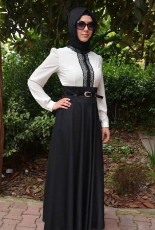صور ملابس محجبات للعيد 2015 (3)