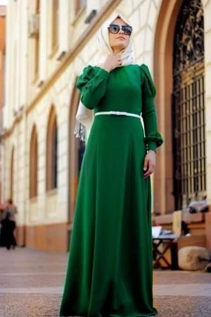 لبس محجبات باحدث موضة وفاشون جديد (4)