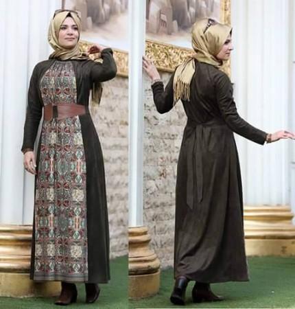 لبس محجبات باحدث موضة وفاشون جديد (5)