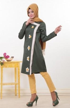 لبس محجبات شتاء 2015 بالصور (2)