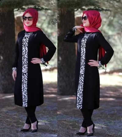 لبس محجبات 2015 (4)