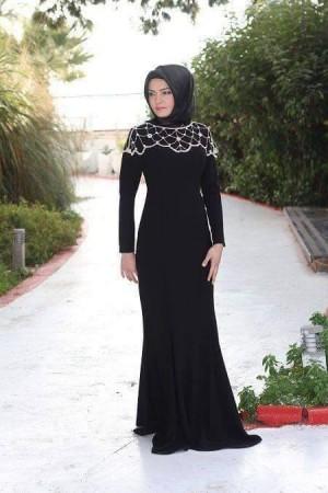 محجبات ملابس ازياء للعيد 2015 (2)