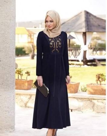 محجبات ملابس ازياء للعيد 2015 (3)