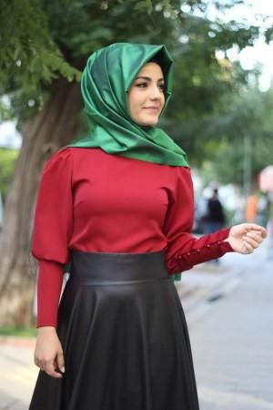 محجبات ملابس ازياء للعيد 2015 (4)