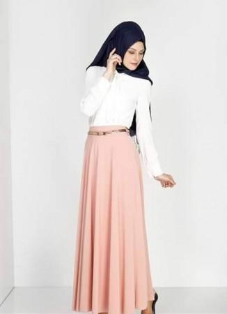 ملابس العيد 2015 للمحجبات (1)