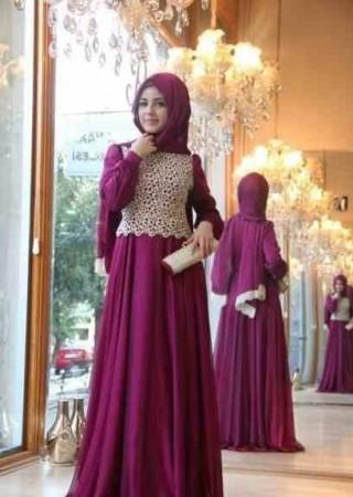 ملابس العيد 2015 للمحجبات (3)