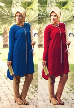 ملابس محجبات راقية وجميلة وشيك (1)