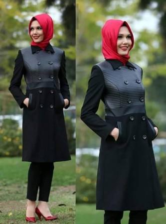 ملابس محجبات راقية وجميلة وشيك (3)