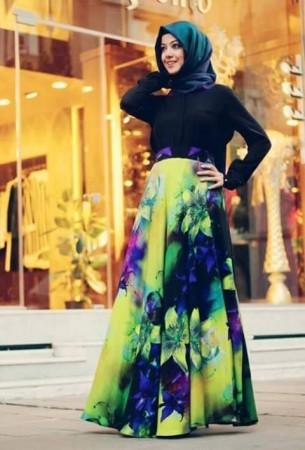 ملابس محجبات راقية وجميلة وشيك (5)