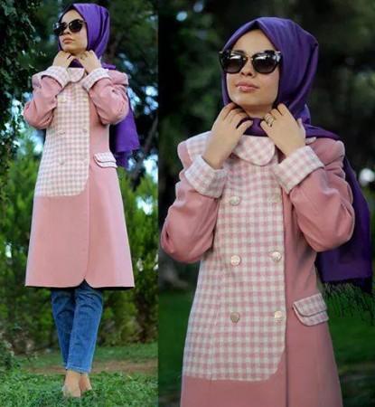 موضة ملابس المحجبات الجديدة (4)