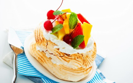 اشكال وانواع الحلويات وتقديمها (4)