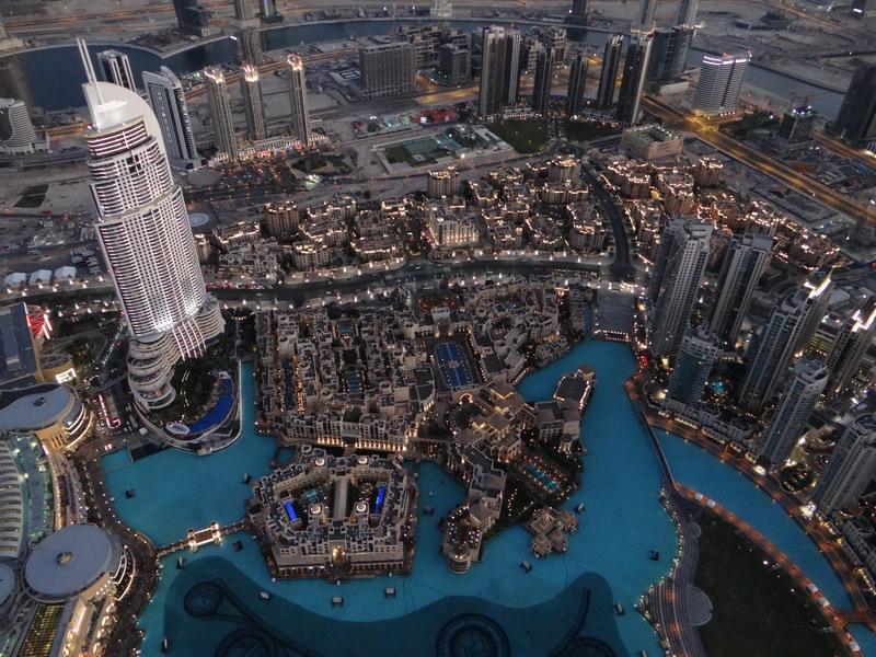 اطول برج في العالم برج خليفة (2)