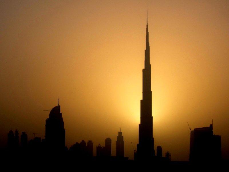 اطول برج في العالم برج خليفة (6)