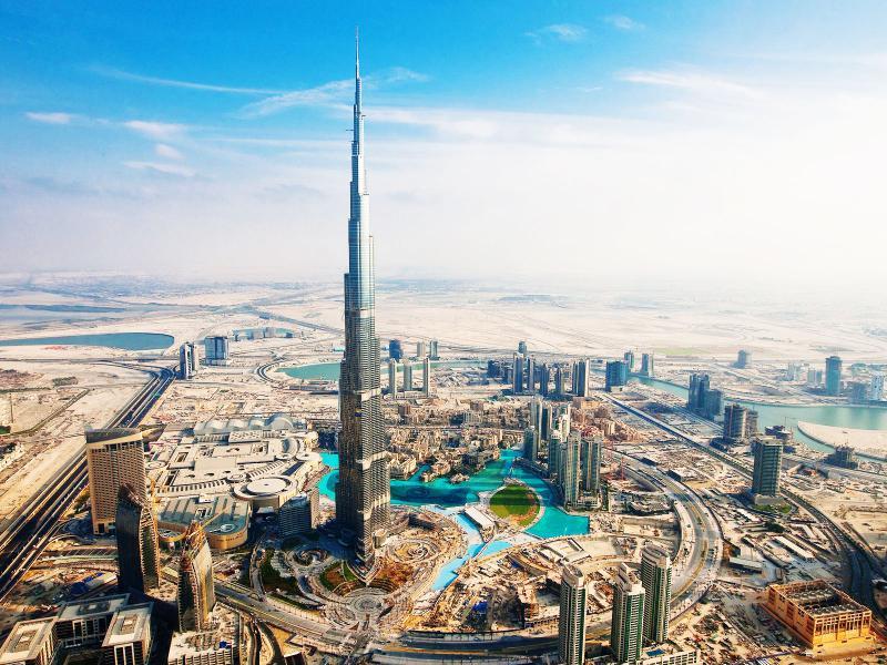 اعلي برج في العالم (3)