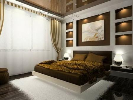 الوان غرف النوم  (2)