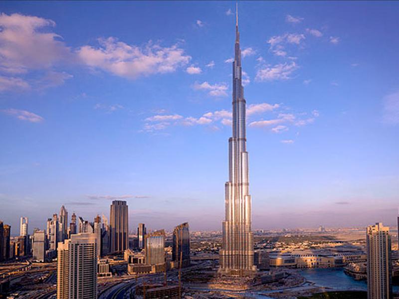 خلفيات برج خليفة (5)