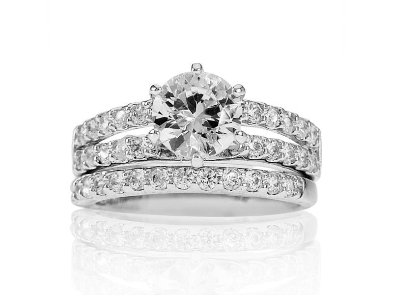 خواتم خطوبة الماس  (2)