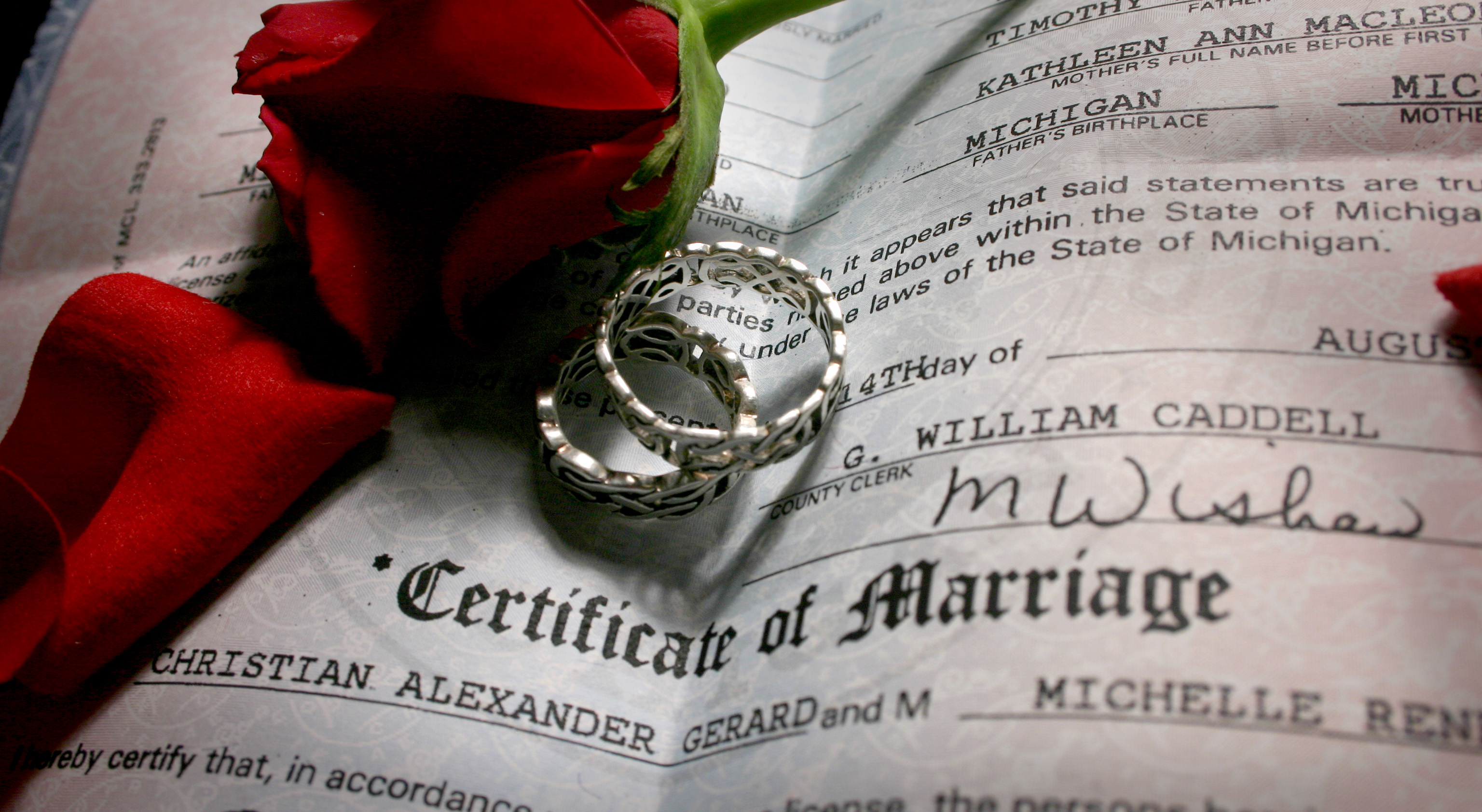صور ذكرى الزواج  (2)