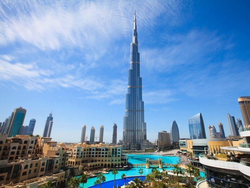 صور عن برج خليفة (3)