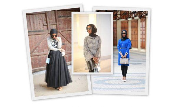طرق لفات الحجاب 2016 (1)
