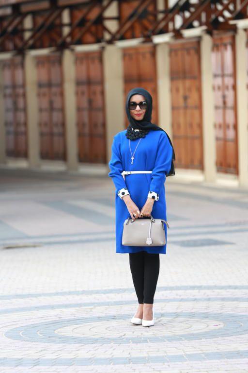طرق لفات الحجاب 2016 (2)