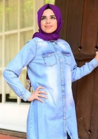 لباس محجبات لبني (3)