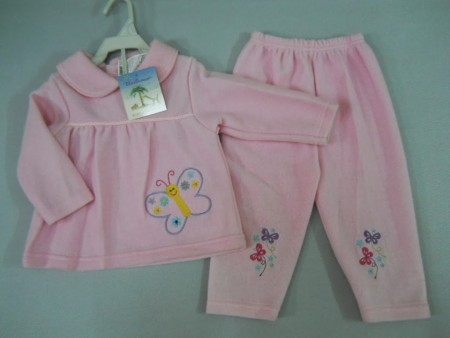 ملابس اطفال بنات مواليد (2)